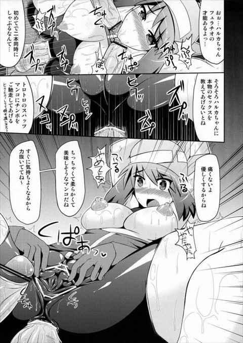 エロ 同人 誌 ポケモン ハルカ