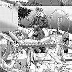 【海外ロリエロ漫画】海水浴へ向かう途中に車が壊れてしまったからとほぼ全裸でたむろするロリ美少女に遭遇したおじさんがハーレム天国にw【ヌける無料漫画喫茶】